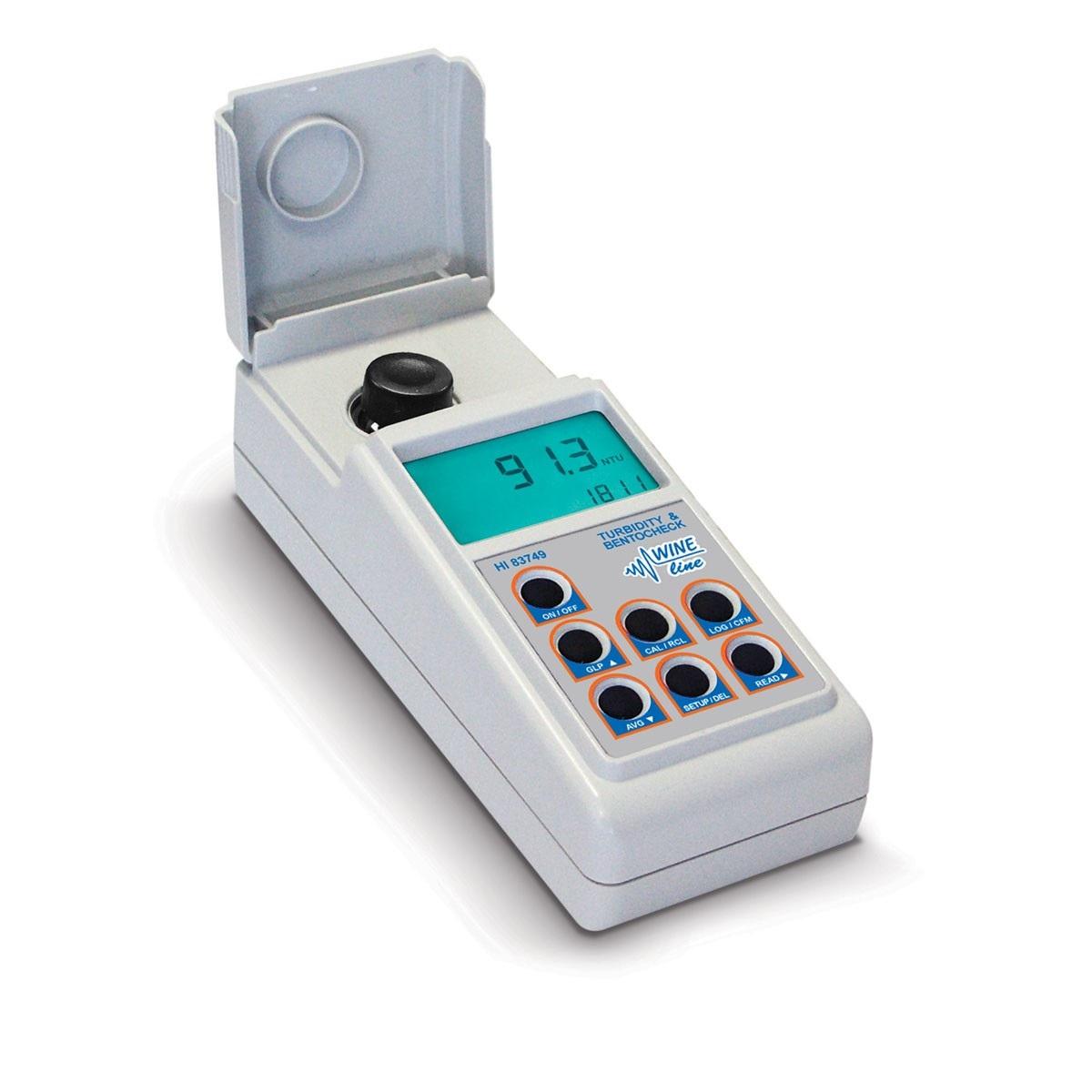 Fotometar za mjerenje zamucenosti i bentonita hi83749