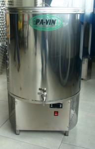 Inox posude sa hlađenjem
